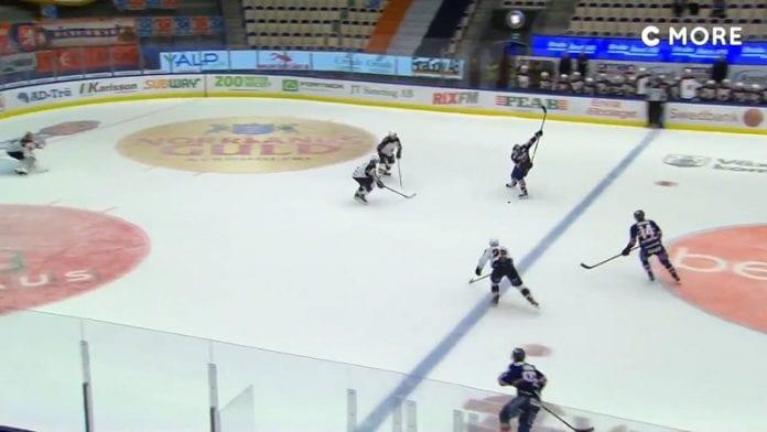 Ilari Melart Växjö Lakers / Pallomeri.net
