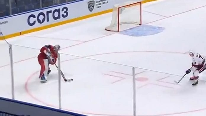 Eddie Pasquale Lokomotiv Jaroslavl / Pallomeri.net
