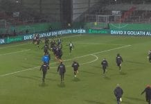 saksan cup kiel bayern münchen - pallomeri.net