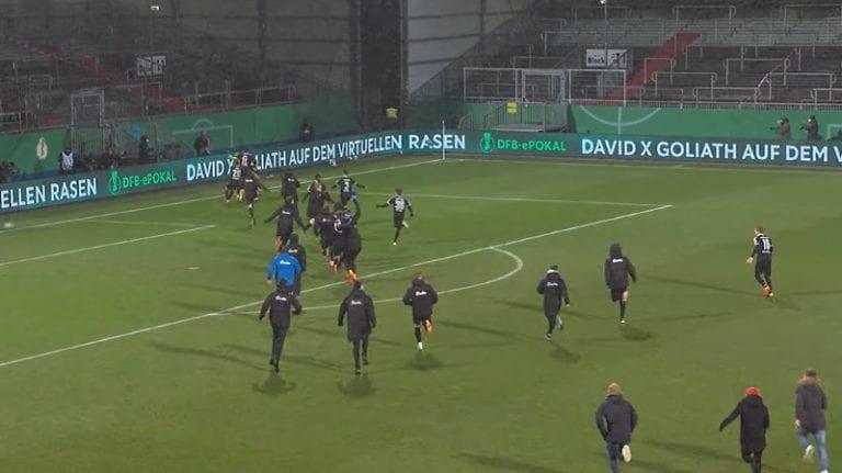 Video: Saksan cupissa jättisensaatio – Bayern München laulukuoroon kakkostason jengiä vastaan