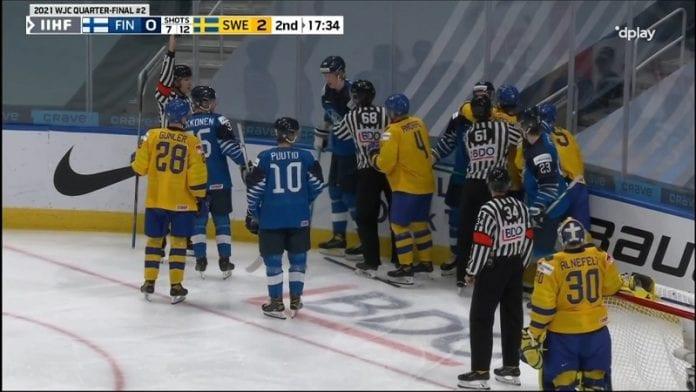 Tuomari Suomi-Ruotsi U20 MM-kisat / Pallomeri.net
