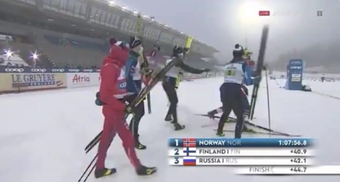 suomi joni mäki aleksandr bolshunov hiihto - pallomeri.net