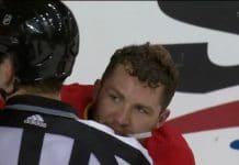 Matthew Tkachuk Calgary Flames / Pallomeri.net