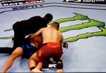Li Jingliang UFC / Pallomeri.net