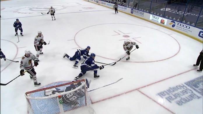 Andrei Vasilevskiy Tampa Bay Lightning / Pallomeri.net