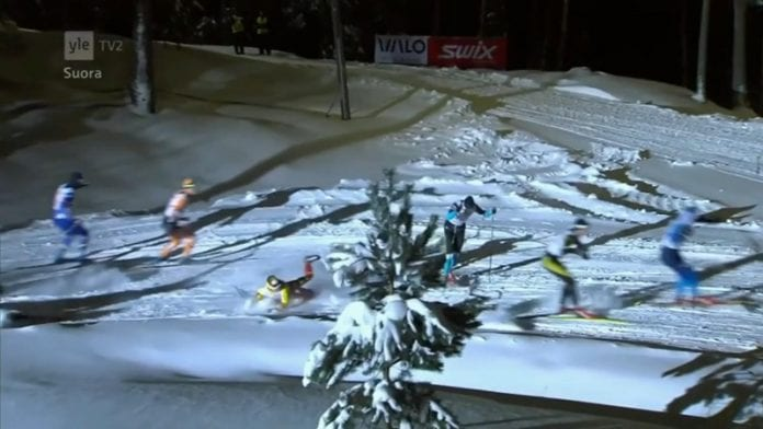 Lassi Vuorinen Skiteam 105 / Pallomeri.net
