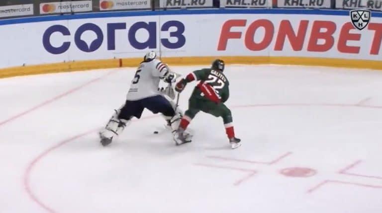 Video: Juho Olkinuora esitteli huiman suorituksen – spin-o-ramalla vastustaja kahville ja uskomaton lättysyöttö joukkuekaverille