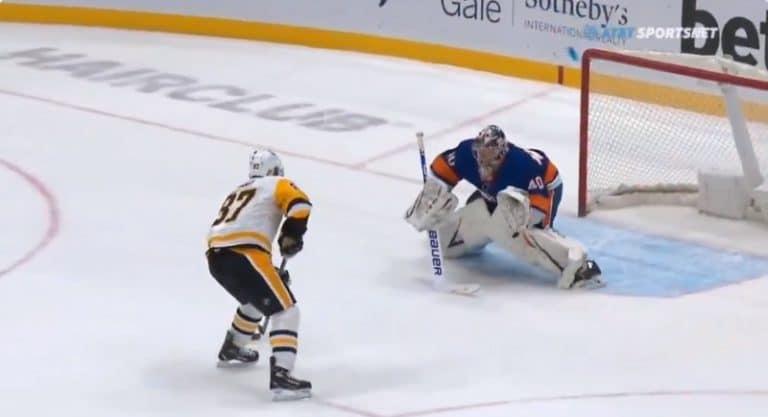 Video: Sidney Crosby kisutteli huikean voittomaalin rankkarikisassa