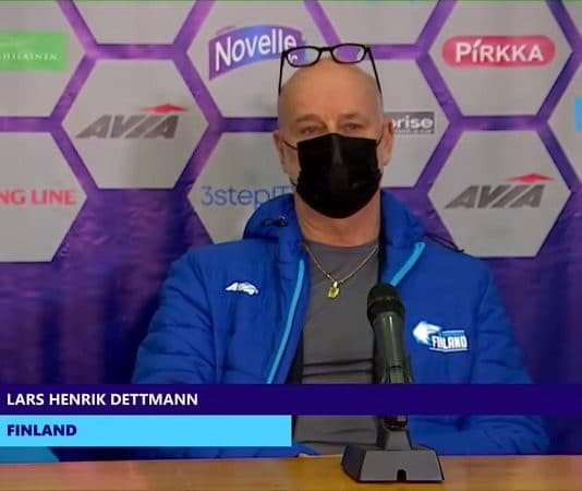 Henrik Dettmann Susijengi / Pallomeri.net