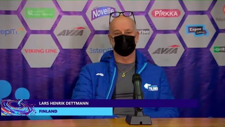 Video: Susijengi varmisti EM-paikkansa – Henrik Dettmann esiintyi lehdistötilaisuudessa uskomattoman lapsellisesti