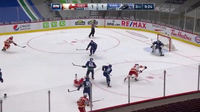 Olli Juolevi Vancouver Canucks / Pallomeri.net