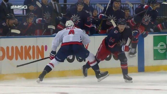 Kaapo Kakko New York Rangers / Pallomeri.net