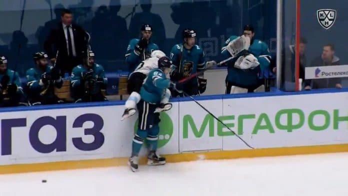 Kirill Petkov Sotshi KHL / Pallomeri.net