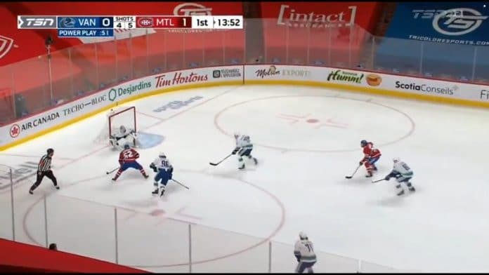 Artturi Lehkonen Montreal Canadiens / Pallomeri.net