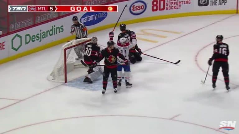Video: Montreal teki voittomaalin 2 sekuntia ennen loppua – osuma kuitenkin hylättiin