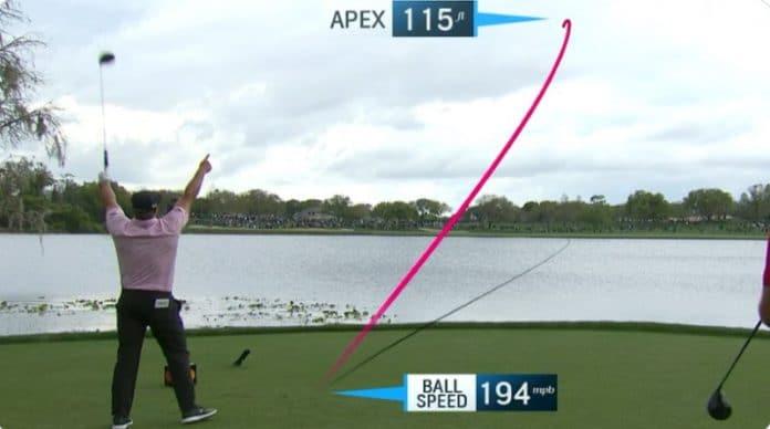 Bryson DeChambeau pga tour golf - pallomeri.net