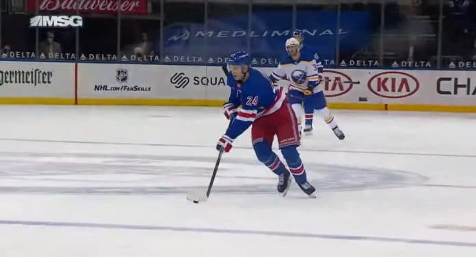 Kaapo Kakko New York Rangers NHL buffalo - pallomeri.net