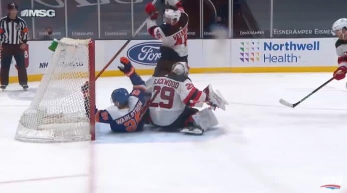 Sami Vatanen New Jersey Devils - pallomeri.net