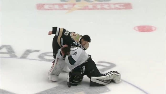Wheeling vs Utah joukkomylly ECHL / Pallomeri.net