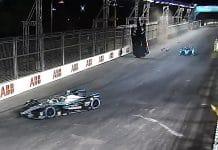 Alex Lynn Formula E / Pallomeri.net