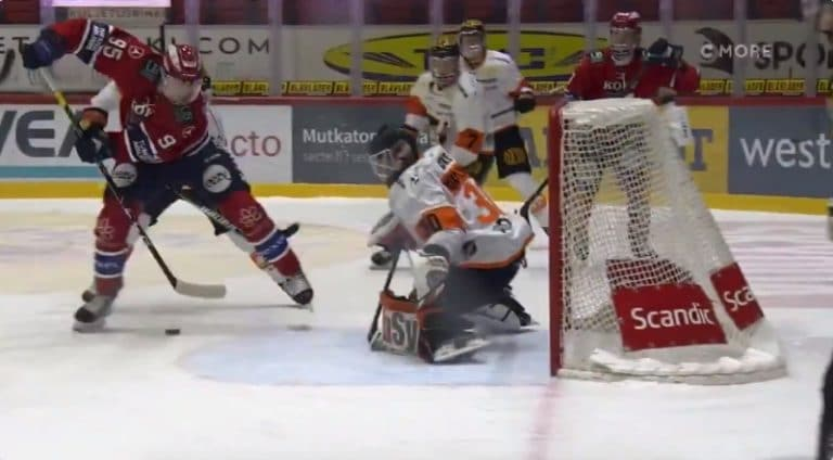 Video: HIFK:n Henrik Borgström taiteili fantastisen osuman KooKoota vastaan
