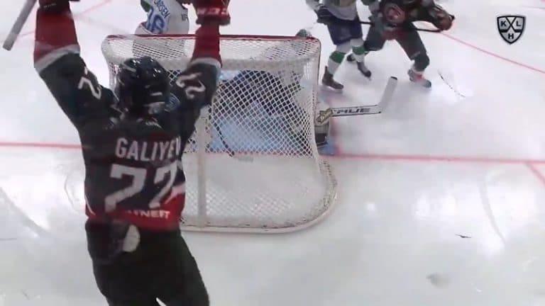 Video: Juha Metsola joutui nöyrtymään – Kazan-tähti kyykytti jatkoajalla maaliviivan takaa