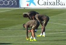 moussa dembélé pyörtyi harjoituksissa atletico - pallomeri.net