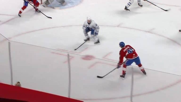 Video: AHL:ssä nähtiin veskarin painajainen – Laval maalasi aivan mahdottomalla tuplakimmokkeella