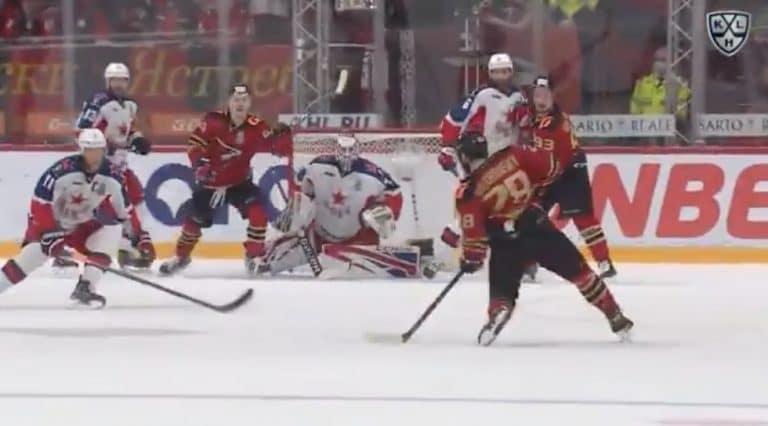 Avangard Omsk on KHL:n mestari vuosimallia 2021!