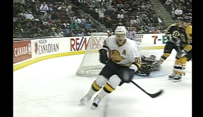 TOP10-video: Pavel Buren komeimmat maalit Vancouver Canucksin paidassa