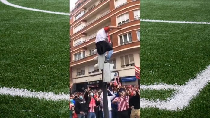 Athletic Bilbaon kannattajat / Pallomeri.net