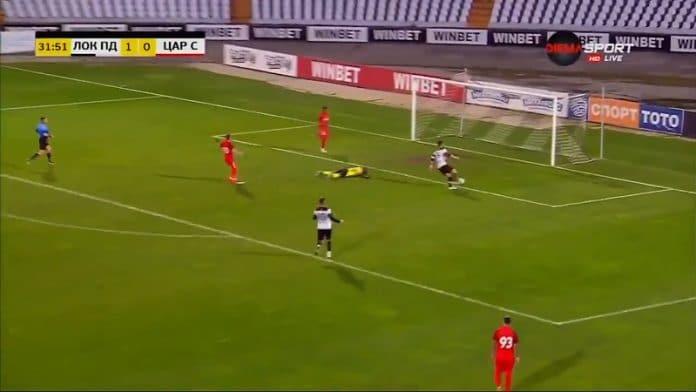Dimitar Iliev Lokomotiv Plovdiv / Pallomeri.net