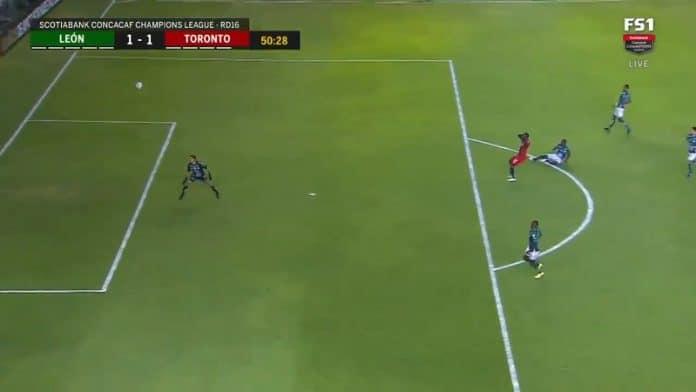 Leon-Toronto FC CONCACAF CL / Pallomeri.net