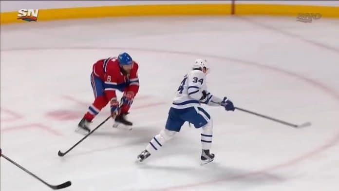 Auston Matthews Toronto Maple Leafs / Pallomeri.net