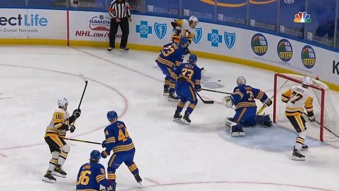 Jared McCann Pittsburgh Penguins / Pallomeri.net