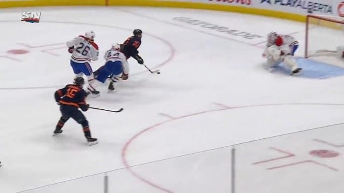 Connor McDavid Edmonton Oilers / Pallomeri.net