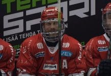 Filip Riska Vaasan Sport / Pallomeri.net