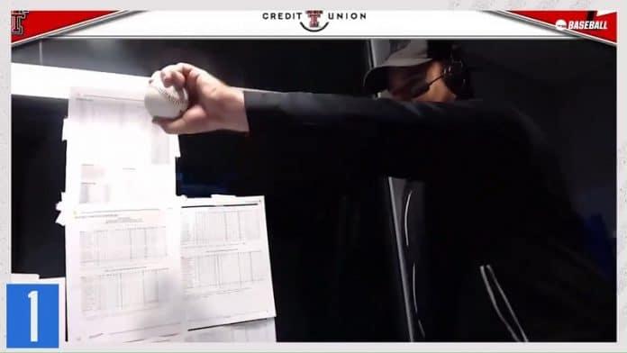 NCAA-selostaja ottaa yhden käden kopin / Pallomeri.net