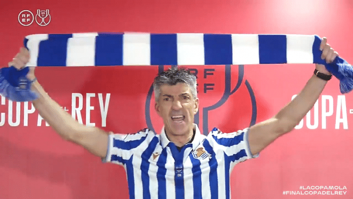 Imanol Alguacil Real Sociedad / Pallomeri.net