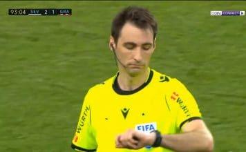 La Liga -tuomari säheltää / Pallomeri.net