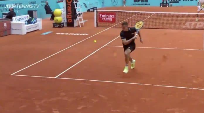 Marton Fucsovics ATP-turnauksessa