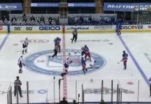 New York Rangers Washington Capitals tappelu - pallomeri.net