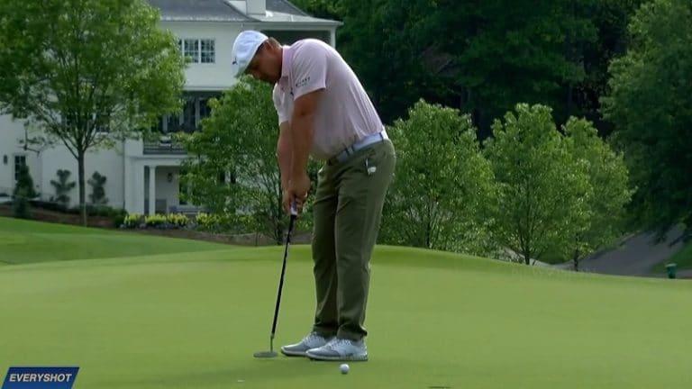 Uskomaton moka – Bryson DeChambeau luuli pudonneensa PGA-kisasta, lensi 1600km päähän ja palasi aamuksi takaisin