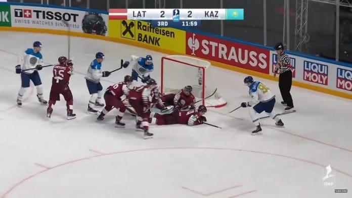 Latvia-Kazakstan hässäkkä / Pallomeri.net