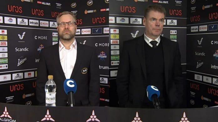 Mikko Manner ja Raimo Helminen / Pallomeri.net
