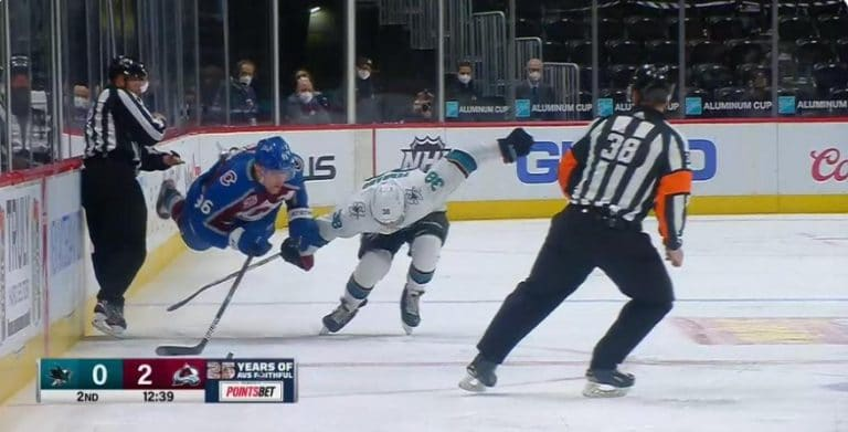 Video: Mikko Rantanen jäi kiinni filmaamisesta – sai sakot NHL:ltä
