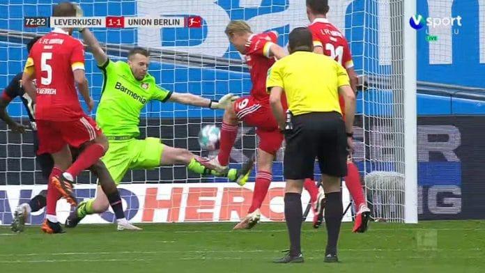 Joel Pohjanpalo Bayer Leverkusen / Pallomeri.net