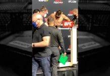 Ryan Benoit UFC / Pallomeri.net