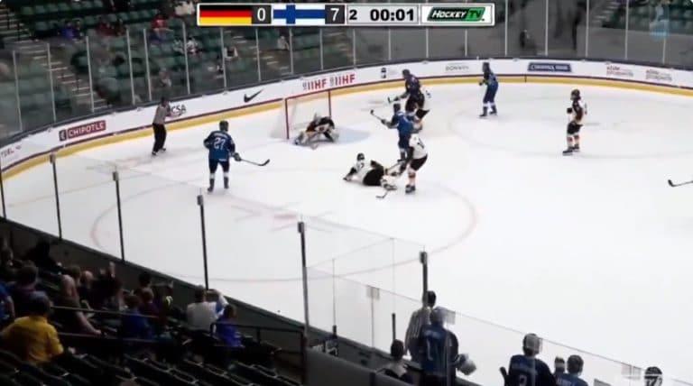 Video: Pikkuleijonat järjesti hurjan ryöpytyksen – Saksa kaatui 10-0!