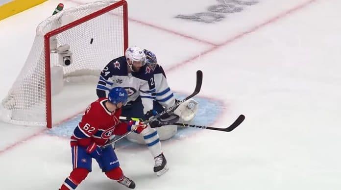 Artturi Lehkonen Montreal Winnipeg NHL - pallomeri.net